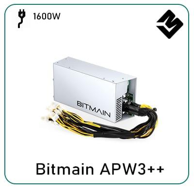 Bitmain Antminer apw3++