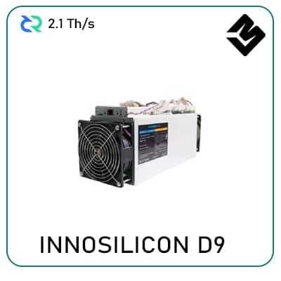 innosilicon D9
