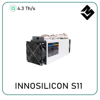 innosilicon s11