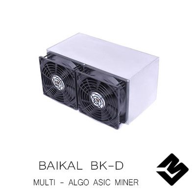 Baikal BK-D multi algorithm miner