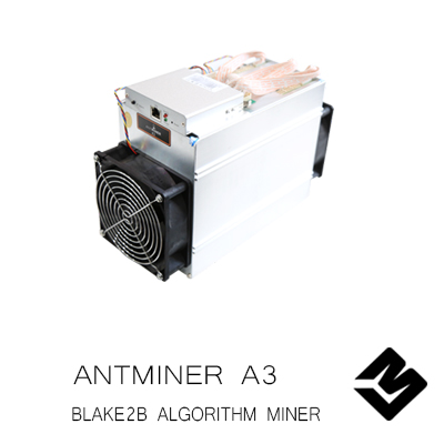 Bitmain Antiminer A3 Sia Coin Miner