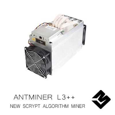 Bitmain Antminer L3++ Litecoin Miner