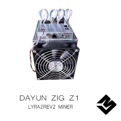 Dayun Zig Z1 6 8 Gh S Mining Lyra2rev2 Algorithm Crypto