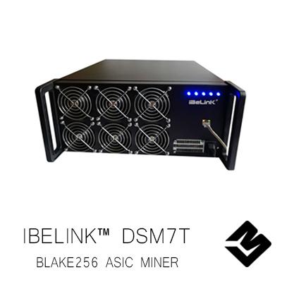 iBeLink™ DSM7T Blake256 Miner