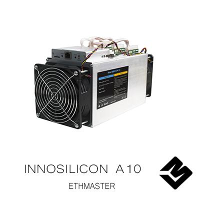 innosilicon a10 ethmaster