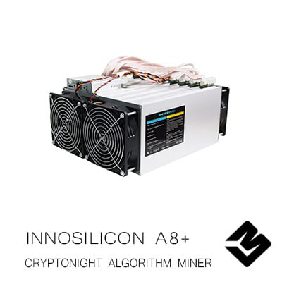 Innosilicon A8 plus Cryptomaster