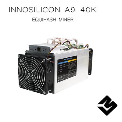 Innosilicon A9 ZMaster 40K