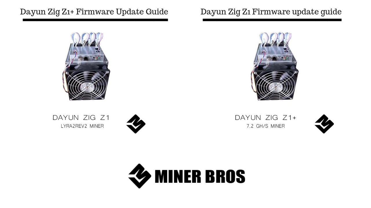 Dayun Zig Z1+ Firmware update guide
