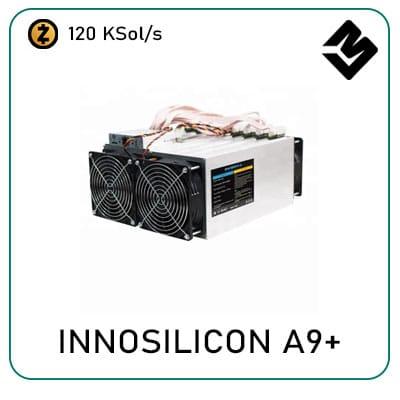 innosilicon a9+