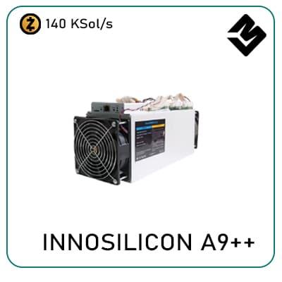 innosilicon a9 ++