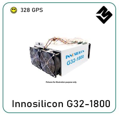 innosilicon g32 1800