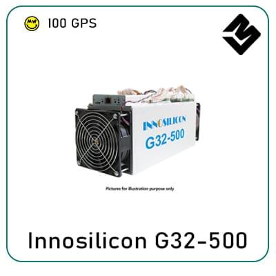 innosilicon G32-500