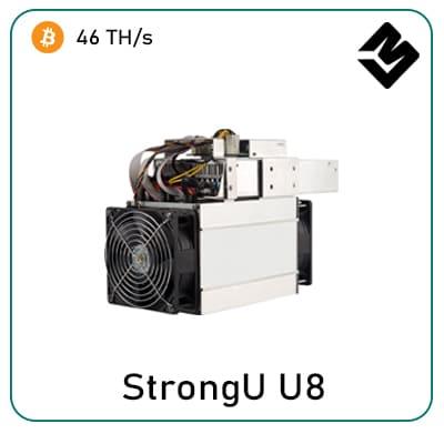 strongu u8