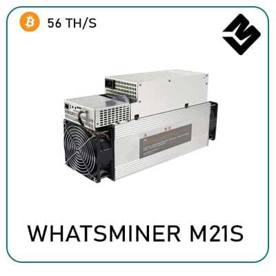 whatsminer m21s