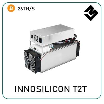 innosilicon t2t