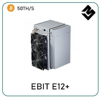 Ebang Ebit E12+