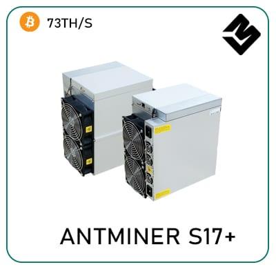 Bitmain Antminer S17+