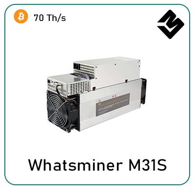 whatsminer M31s