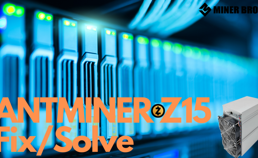ANTMINER Z15 solve