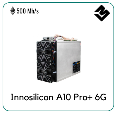 innosilicon a10 pro plus 6g