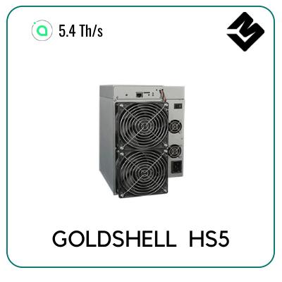 Goldshell HS5 Siacoin