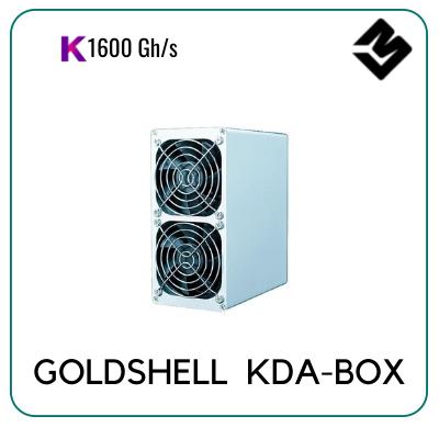Goldshell KDA Box