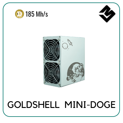 Goldshell Mini doge